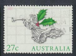 SG 988  SC# 962 Fine Used  - Christmas