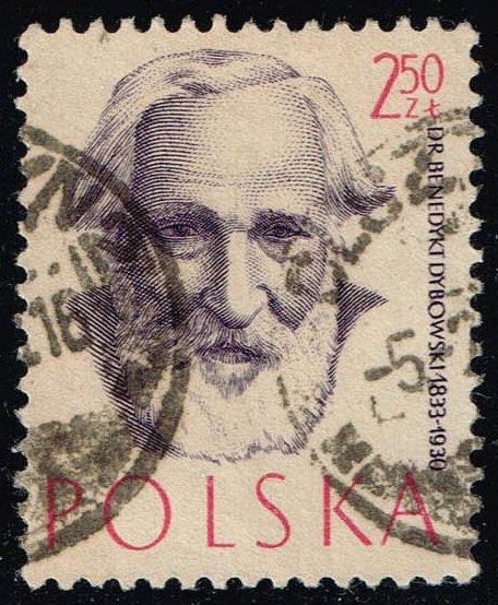 Poland #775 Benedykt Dybowski; Used (0.25)