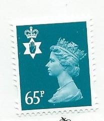 GB- Northern Ireland #NIMH93  (MNH) CV$4.00