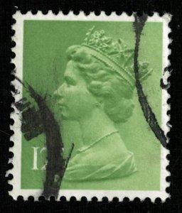 Queen, Great Britain, Queen Elizabeth II (T-4878)