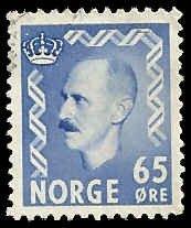 Norway - 349 - Used - SCV-0.40