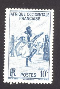 French West Africa 36 MNH