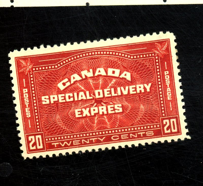 CANADA #E4 MINT F-VF OG VLH Cat $65