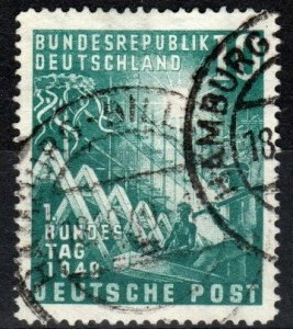 Germany #665 F-VF Used CV $15.00 (X6900)