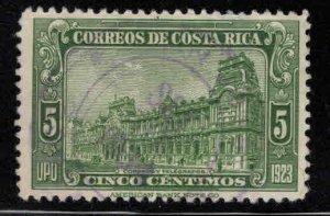 Costa Rica Scott 121 Used stamp