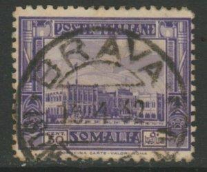 Somalia 1932 50c Perf. 12 Usato Italia Colonie Italy Colony A18P14F189
