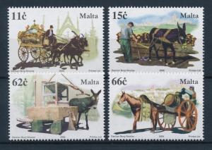 [39001] Malta 2005 Animals Horses Donkey MNH