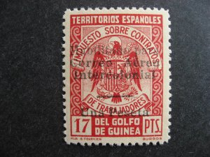 Spanish Guinea Sc C1a MH Check it out!