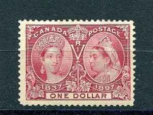 Canada #61    mint VF     - Lakeshore Philatelics
