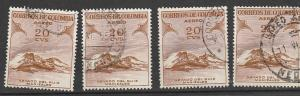 C243 Columbia Used Air Mail