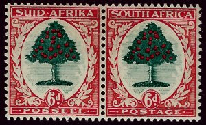 Amazing South Africa #61 Mint OG F-VF Value $87.50...Bid to Win!!