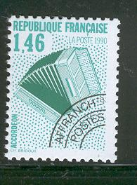 FRANCE   2233 MNH ACCORDION