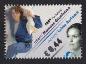 Netherlands   #1340   2009  MNH sport Groefsema without tab
