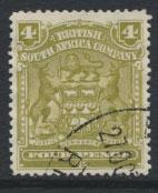 British South Africa Company / Rhodesia  SG 82   used see scan