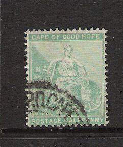 CAPE OF GOOD HOPE 42 VFU W16 J674
