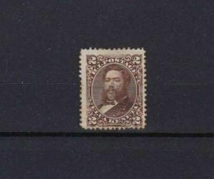 EARLY CLASSIC HAWAII  STAMP  1875    REF 6738