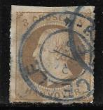 Germany Hanover 29 used 2013 SCV $70.00 bad perfs