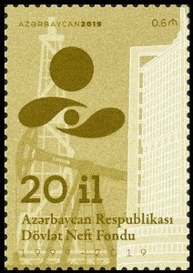 2019 Azerbaijan 1455 20 years to the State Oil Fund