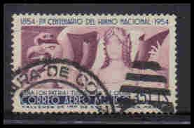 Mexico Used Very Fine ZA5549