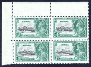 Grenada - Scott #124 - Block/4 - MH/MNH - SCV $5.60