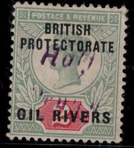 Niger Coast 1893 SC 8 Mint SCV $525.00