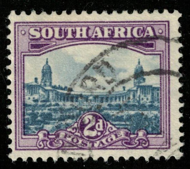 South Africa, 1930-1945, 2 D, Local Motives  (T-6173)