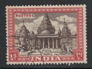 India, Sc 222 (SG 324), used