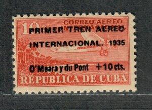 Cuba Sc#C16 M/NH/VF, Cv. $20