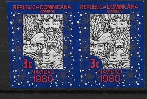 DOMINICAN REPUBLIC STAMPS MNH #JUNIOW1