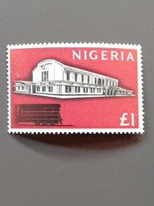 Nigeria 113 F-VF mint hinged. Scott $ 13.00