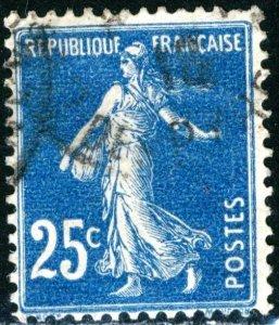 FRANCE #168 , USED - 1906 - FRAN128NS9