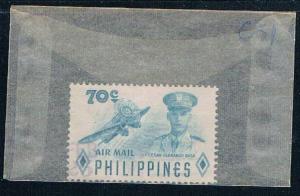 Philippines C81 Used Lt Basa 1955 (P0162)