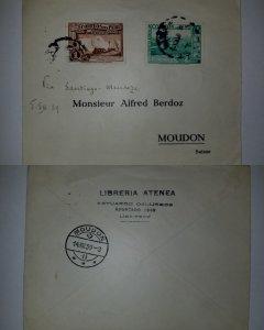 J) 1937 PERU, ALL THE PERUVIAN COAST UNBEATABLE CLIMATE AND SPEED OF COMMUNICATI