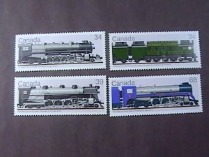 CANADA # 1071-1074--MINT NEVER/HINGED--COMPLETE SET--1985