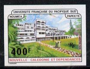 New Caledonia 1988 French University of South Pacific imp...