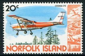 NORFOLK ISLAND 1980 - 20c MNH