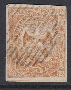 MEXICO  An old forgery of a classic stamp ..................................C871
