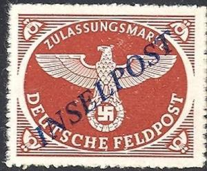Germany 10b  Mint VF NH  signed BPP