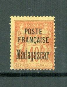 MADAGASCAR #18...MINT NO THINS...$95.00