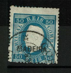 Madeira SC# 25, Used - S6166