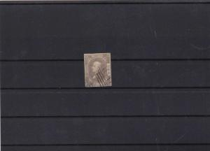 mexico 1872 used 100c shade stamp ref 11449