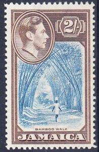 Jamaica Scott 126 Mint NH (Catalog Value $40.00)
