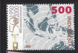 1897 World Meterological Organization 50th Anniv. CV$1