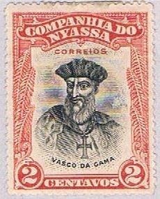 Nyassa 110 MLH Vasco da Gama 1921 (BP3793)