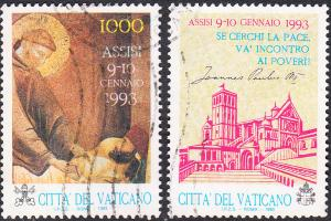 Vatican #910 Used