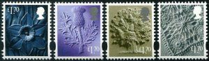 HERRICKSTAMP NEW ISSUES GREAT BRITAIN Country Symbols 2020 New Values