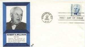 1982 Robert Millikan Great Americans (Scott 1866) Spectrum