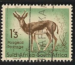 South Africa  USED SC 209