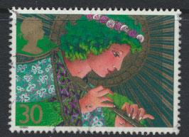 Great Britain SG 2066  Used    - Christmas