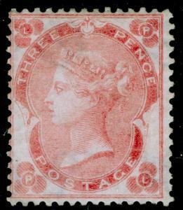 SG77, 3d pale carmine-rose, M MINT. Cat £2500. PL
